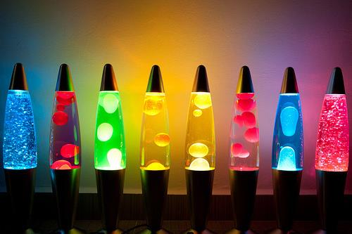 Green Lava Lamp Night Light Decoration Room Living Hall Hemanstore 1501 02 Hemanstore@6