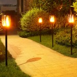Solar Flame Flickering Garden Led Light Ip65 Outdoor Solar Tiki Torch Light Spotlights Landscape Decoration Led.jpg 640x640 150x150