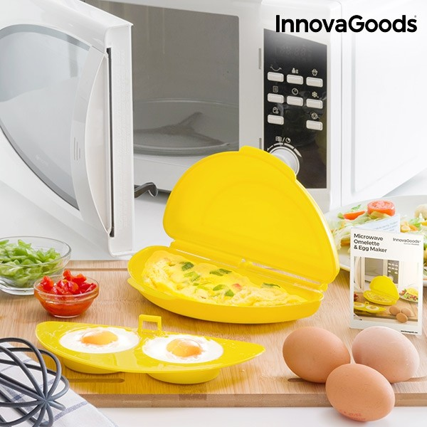 Tortilheira Para O Micro Ondas Innovagoods