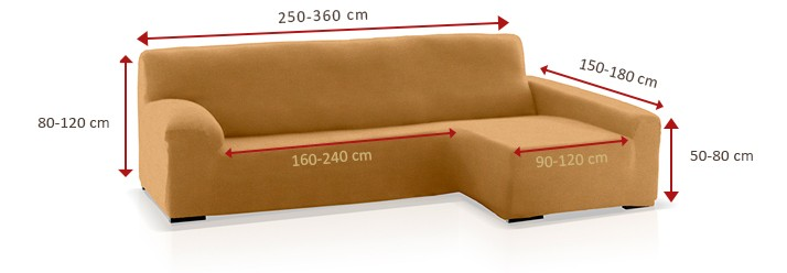 Chaise Brazo Largo Roque