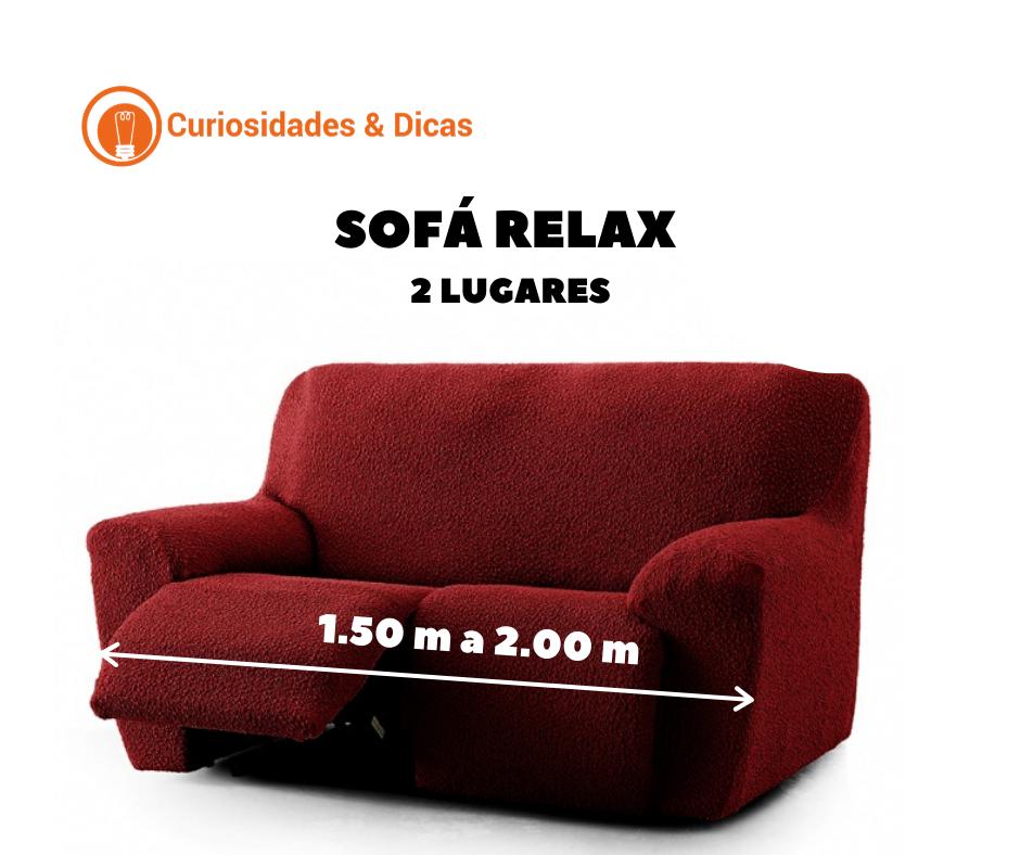 0 Sofá Relax
