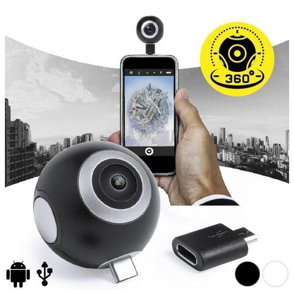 Camara 360 Para Smartphone Hd 145771