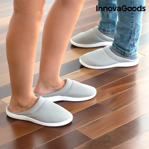 Chinelos Com Gel Comfort Bamboo Innovagoods (1)