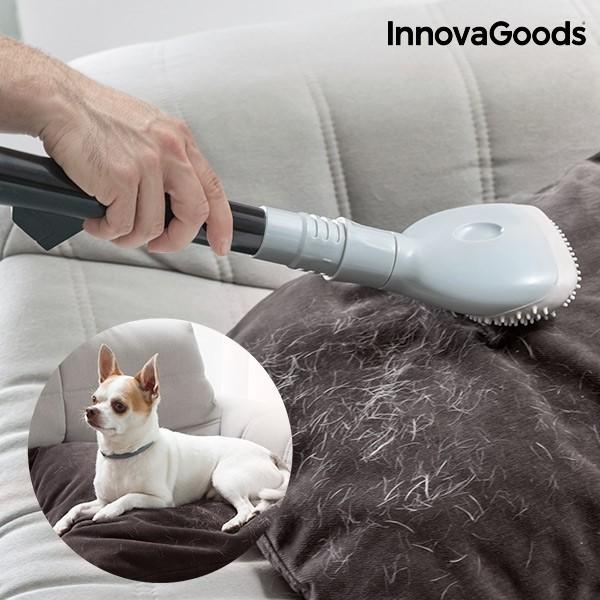 Escova De Remover Pelos Para Aspirador Innovagoods