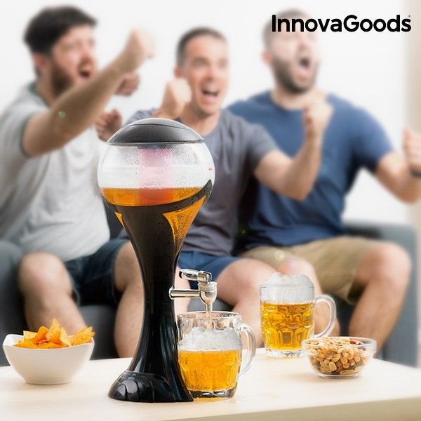 Dispensador De Cerveja Com Led World Cup Innovagoods